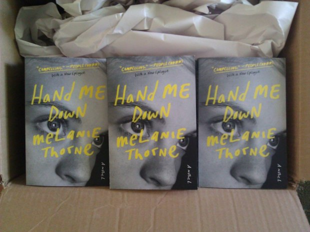 hmd paperbacks in box
